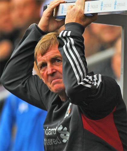 'I don't know of any club that has ever had success that has not spent money,' says Kenny Dalglish