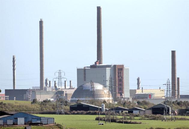 The Sellafield Mox Plant is to be closed