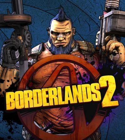 Salvador the Gunzerker is a new character for 'Borderlands 2.'