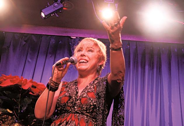 Passion: Barb Jungr