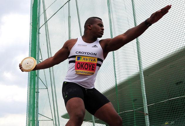 Lawrence Okoye needs to raise his game to claim a place in the British team