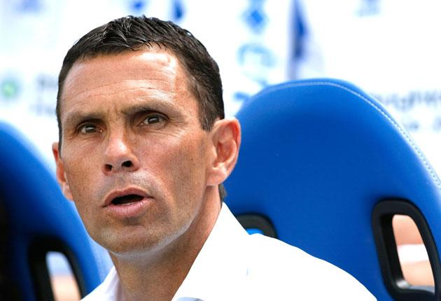 Brighton's manager, Gus Poyet, has had money to spend