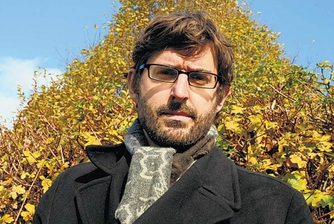 Louis Theroux: 'There are important geek traits that I don't share'