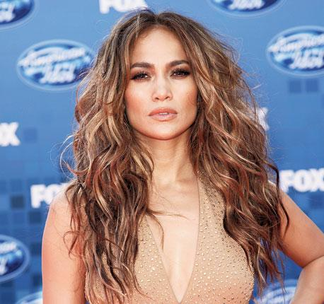 Is Jennifer Lopez picking up where the late Elizabeth Taylor left off?