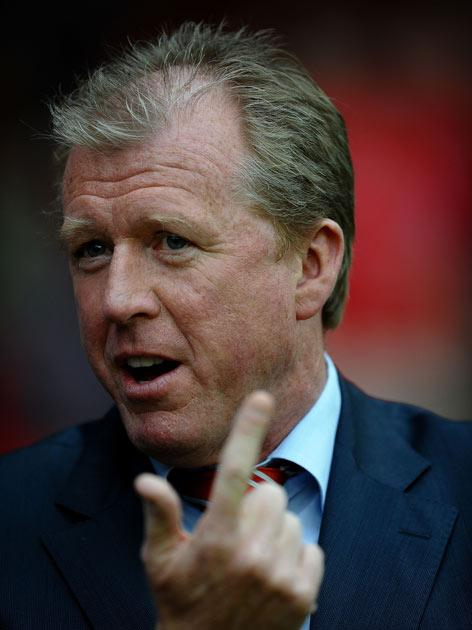 McClaren was lucky to escape an embarressing defeat