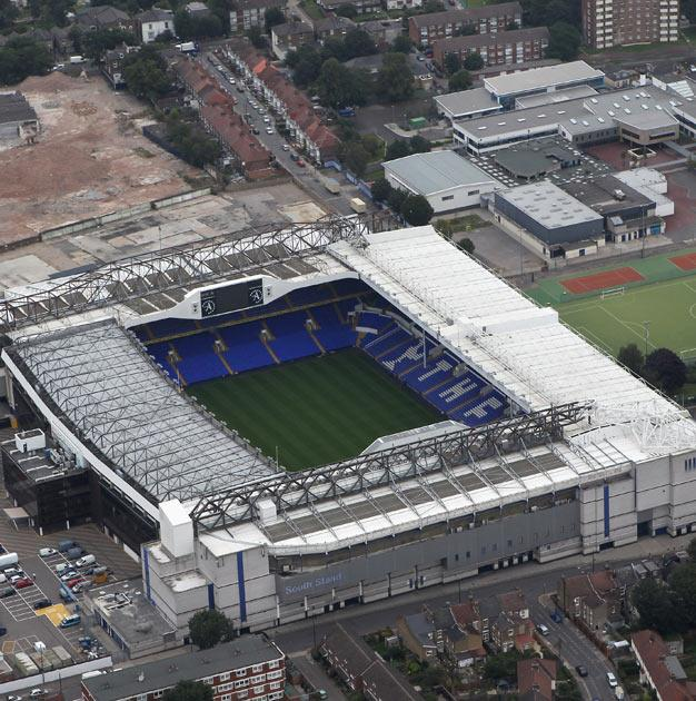 Tottenham's home game this weekend is seen particularly as under risk
