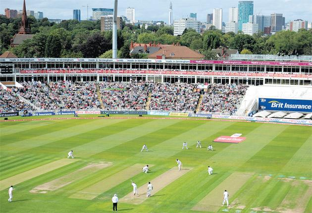Fans were treated to another superb England display at the new-look Edgbaston