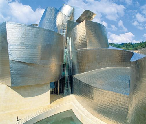 The Guggenheim in Bilbao may be stunning to look at, but whether it succeeds as a public building is debatable