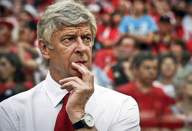 Arsène Wenger needs a lucky break or a signing that excites the supporters
