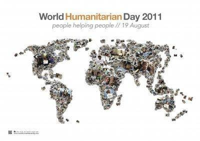 World Humanitarian Day is celebrated on August 19.