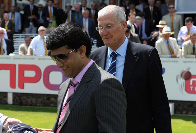 Sourav Ganguly believes this series is just a blip for his former side
