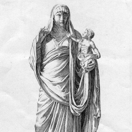Wife and times: Messalina, infamous spouse of Claudius Caeser