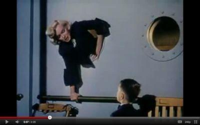 GENTLEMEN PREFER BLONDES trailer (video screenshot)