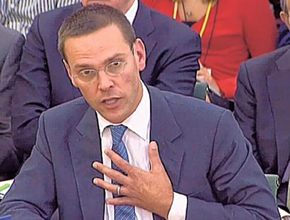 The dossier contains submissions made in response to James Murdoch's evidence in Parliament last month