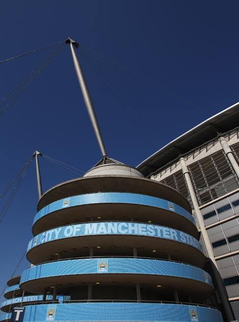City agreed a deal thought to be worth £400m with Etihad