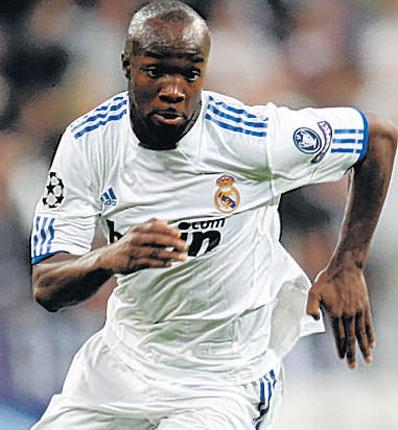 Lassana Diarra is on the verge of joining Spurs from Real Madrid for £10m