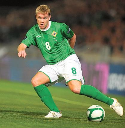 Grant McCann: 'There's massive belief in the squad that we can beat Serbia'