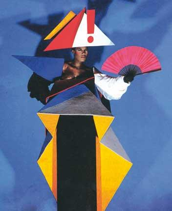 Postmodernism: Grace Jones's outfits