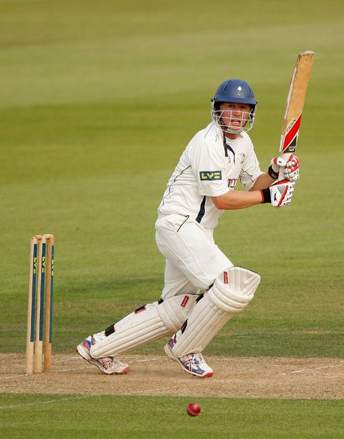 Yorkshire's Gary Ballance gets his first Championship century