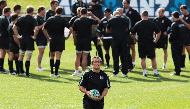 Wilkinson will be trusted with the No 10 shirt