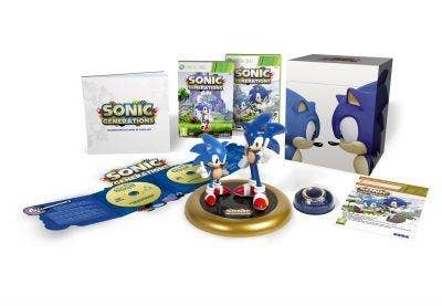 Sonic Generations Collector's Edition