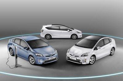 The New Prius Family