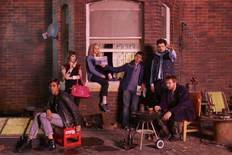 Fresh Meat begins on Monday 4 November