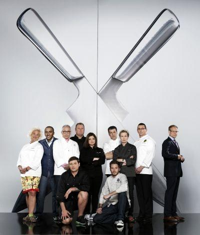 The Next Iron Chef: Super Chefs, season nine, Food Network