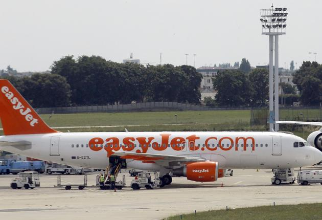 easyJet promises business passengers a free flight if they arrive more than 15 minutes late