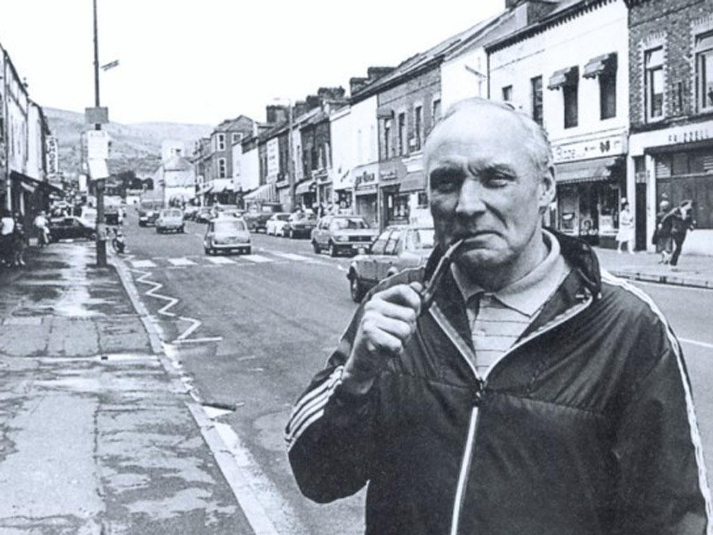 From killer to peacemaker: Spence on the Shankill Road in 1985
