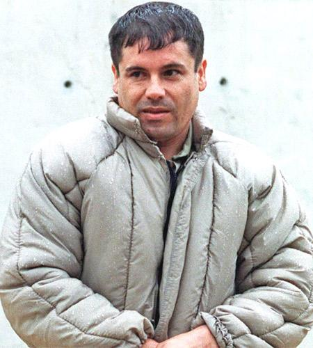 Joaquin Guzman, the leader of the Sinaloa Cartel, was jailed in the 1990s but fled in a laundry basket