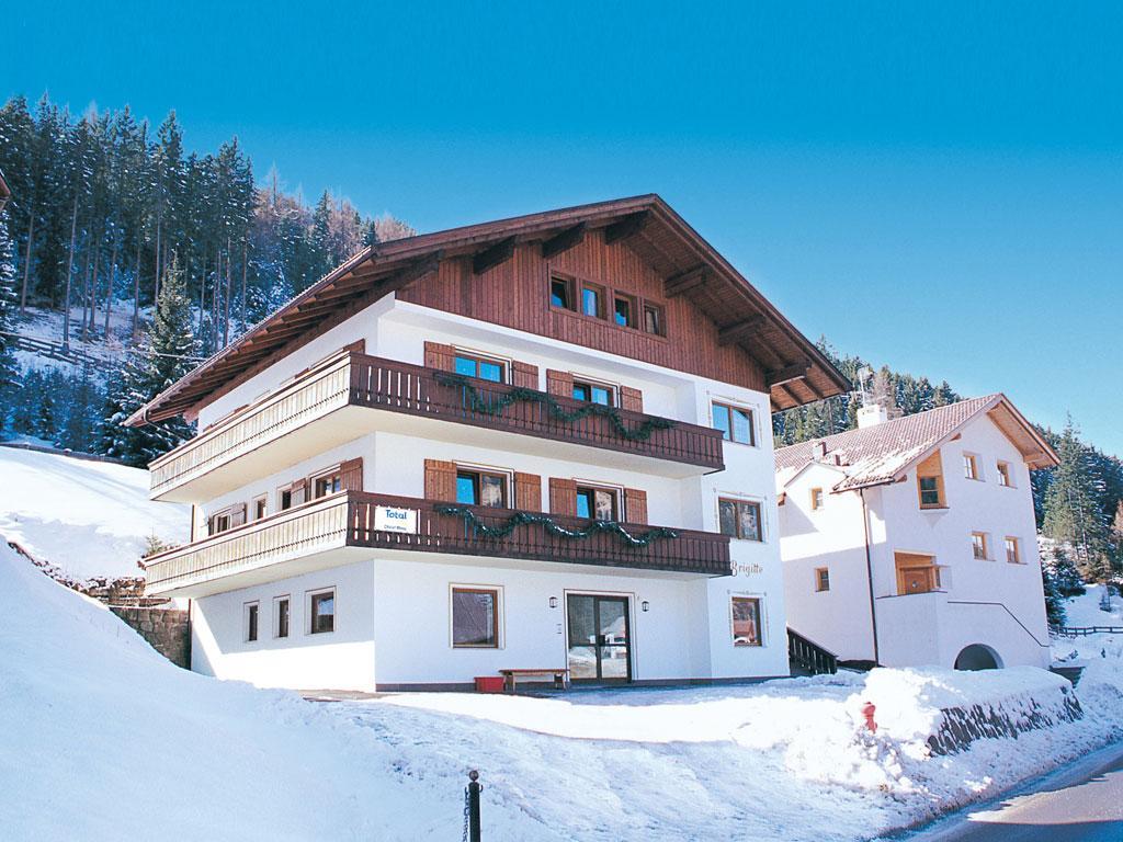 Ski here: Chalet Brigitte in Selva