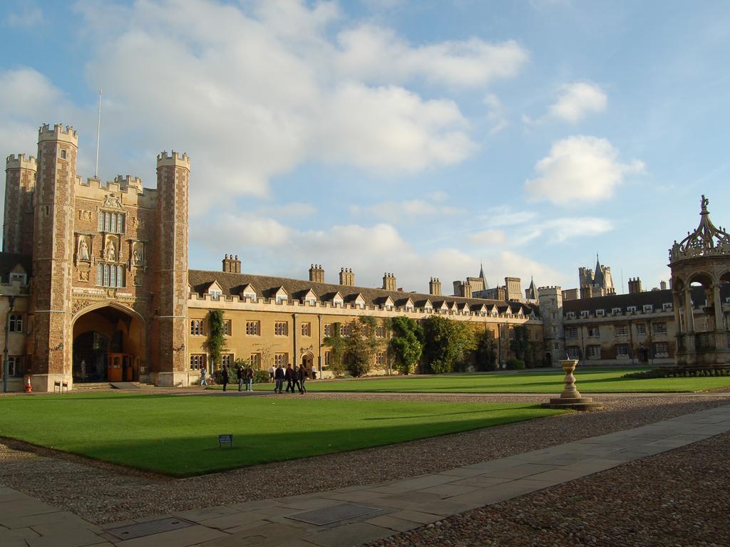 Cambridge University's Trinity College
