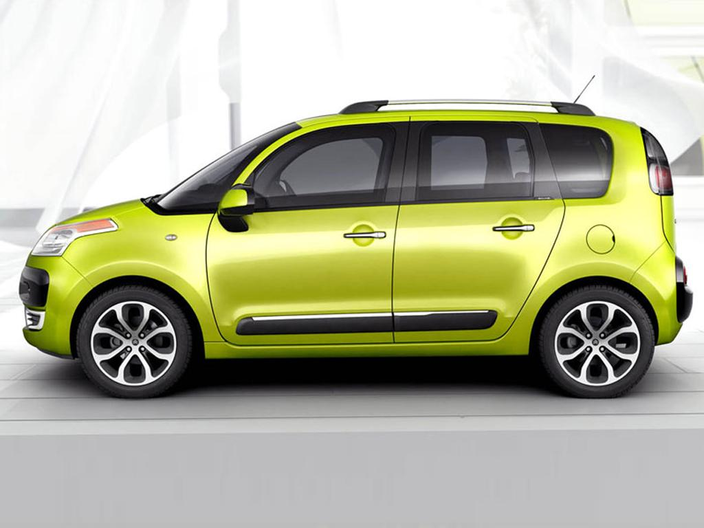 The Citroen C3 Picasso is a medium-sized people carrier with a funky twist