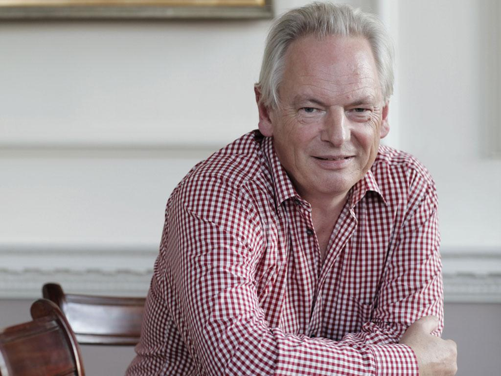 'We're sticking with doing some difficult things. In the old phrase, no one said it was meant to be easy,' says Francis Maude