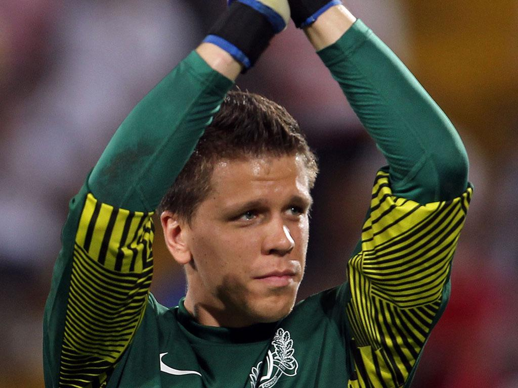 Arsenal goalkeeper Wojciech Szczesny could be a busy man at White Hart Lane this afternoon