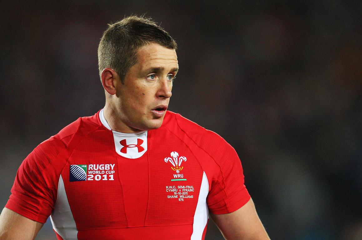 <b>Shane Williams: </b> Gutting end to an illustrious test career. The experienced winger would've hoped to see more ball in space but his hopes were extinguished after his side went down to 14 men. Tried hard to make an impression. 6
