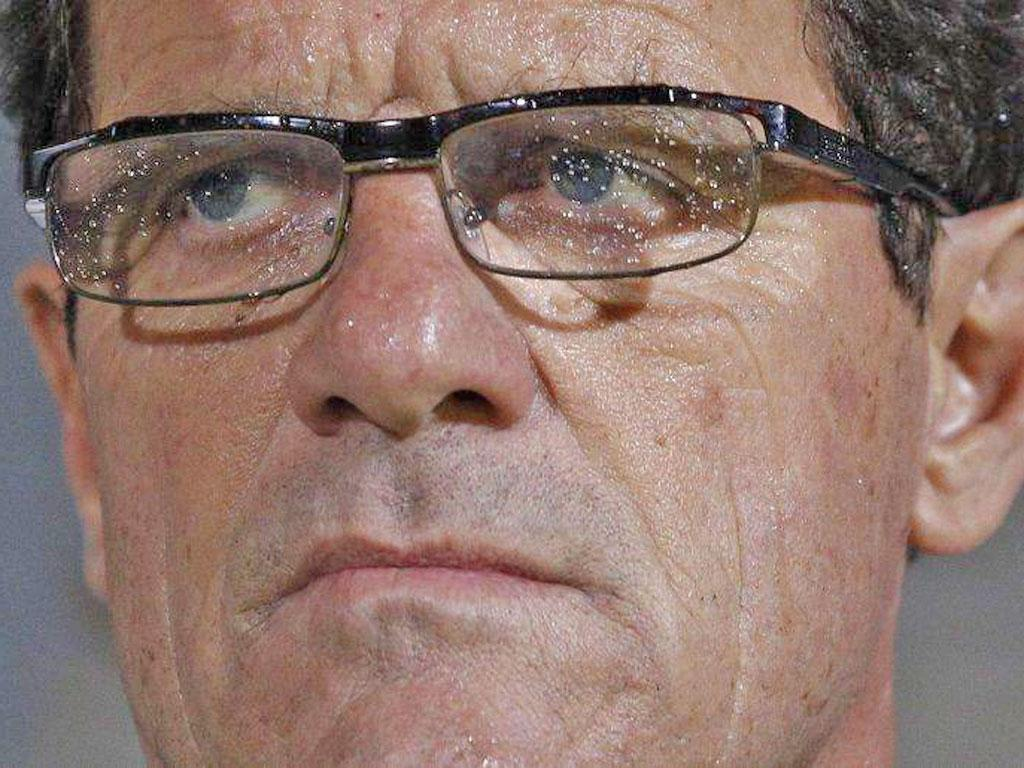Fabio Capello indicated Wayne Rooney would be part of his plans at next summer's European Championship