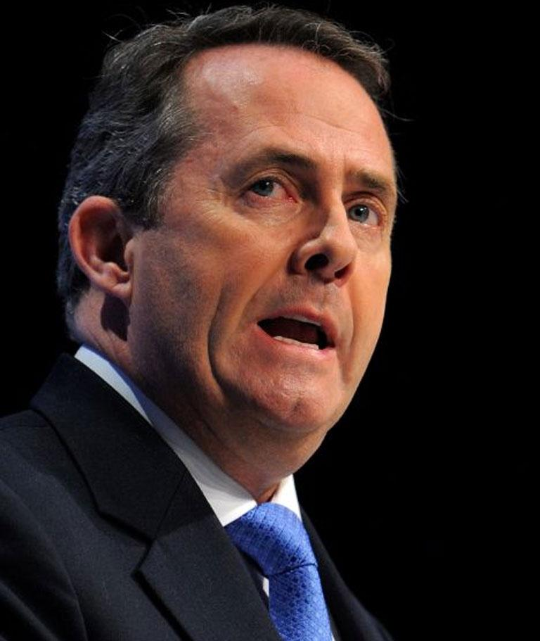 Liam Fox accused newspapers of displaying personal vindictiveness towards him in a media frenzy