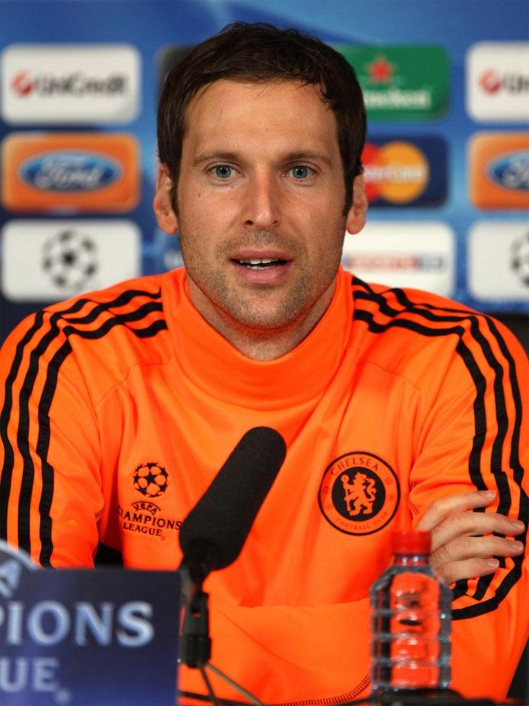 Petr Cech has knee and back problems and his days at the very top level may be numbered