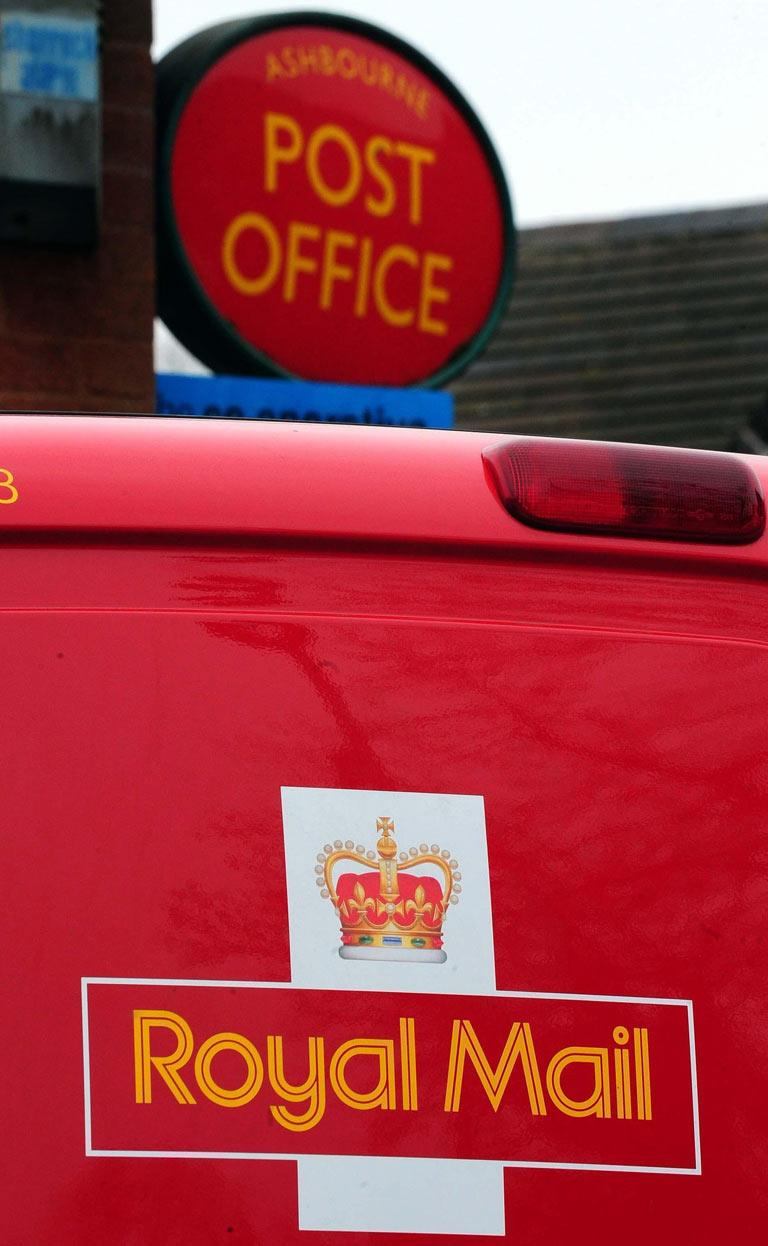 Royal Mail will be given the power to set the price of first class stamps and some second class post under plans outlined by the industry's new regulator
