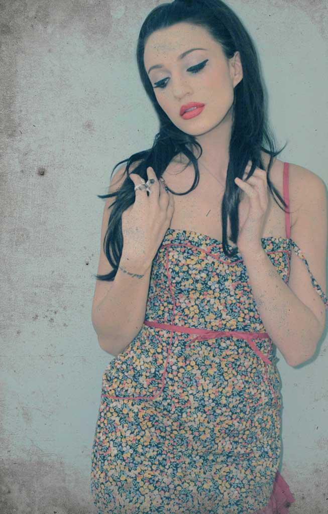 A hip Dolly Parton: Lindi Ortega