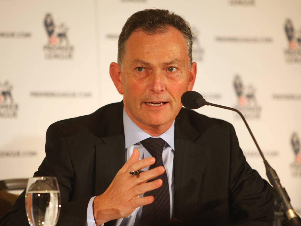 Scudamore is unaware of an appetite to move to an Amercian style franchise model