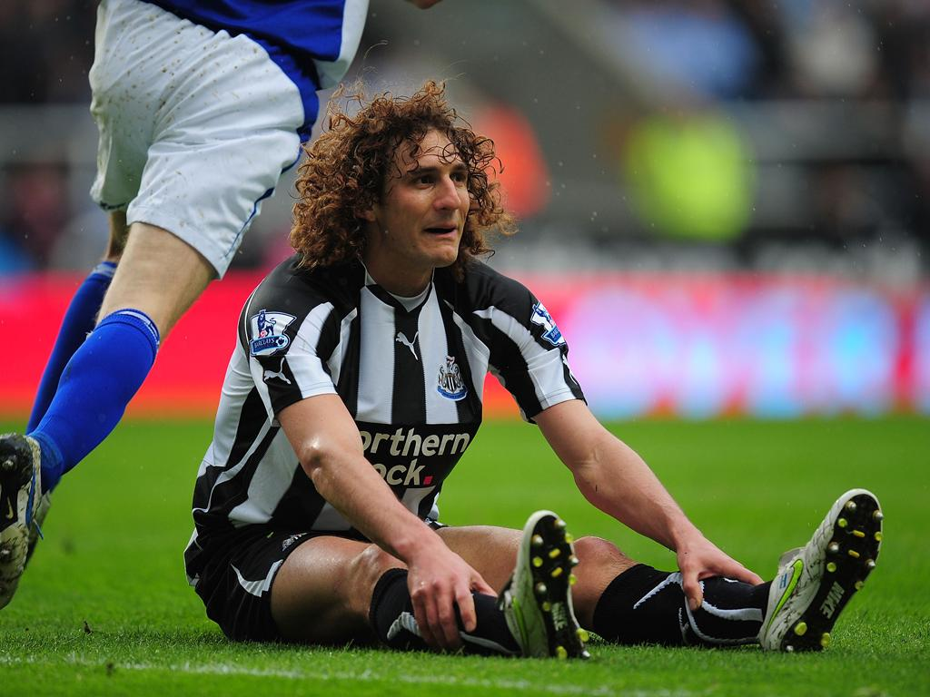 Fabricio Coloccini has come of age as a player with Newcastle sitting pretty in fourth