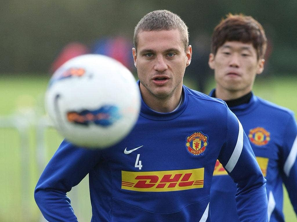 Vidic will no longer be considered for selection