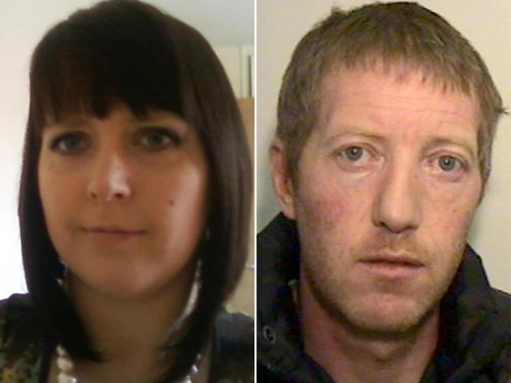 Clare Wood was strangled and set on fire by George Appleton who then killed himself