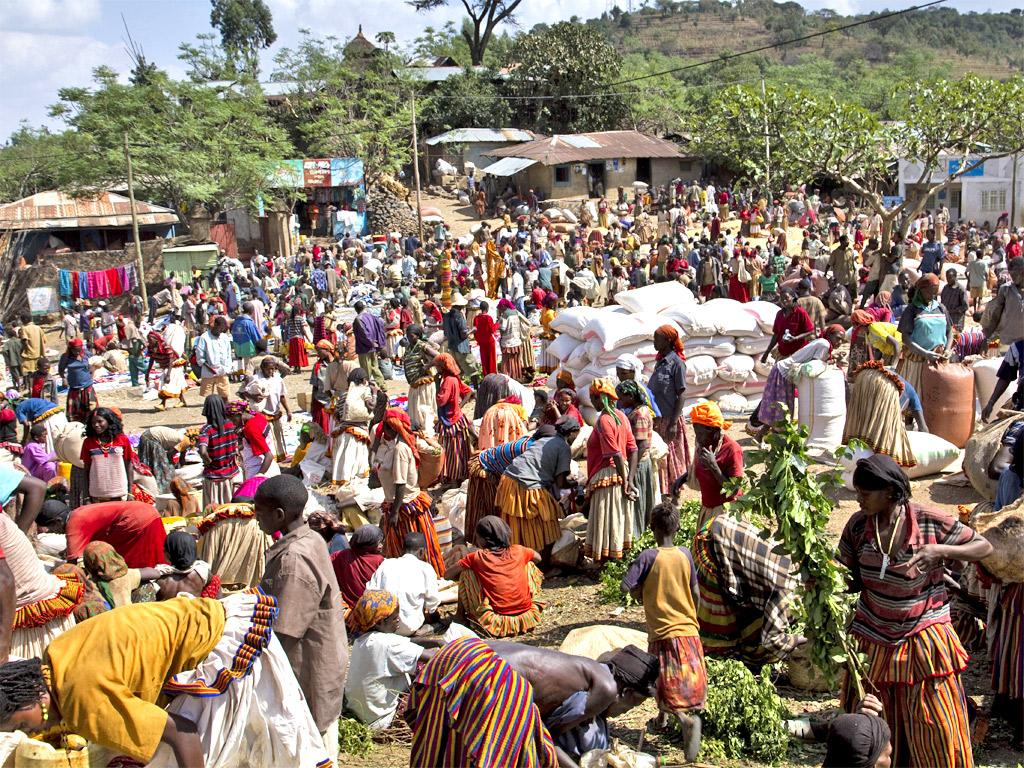 Africa's population is expected to rise to 3.6 billion by 2100