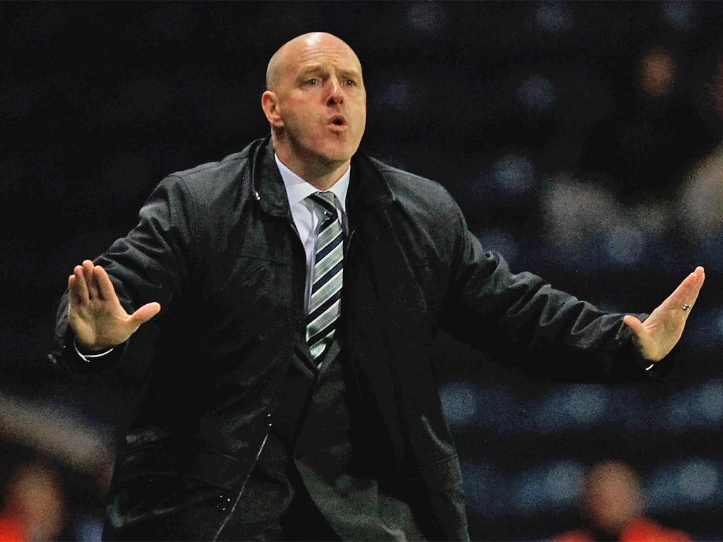 Blackburn manager Steve Kean urges calm, but Newcastle hit back