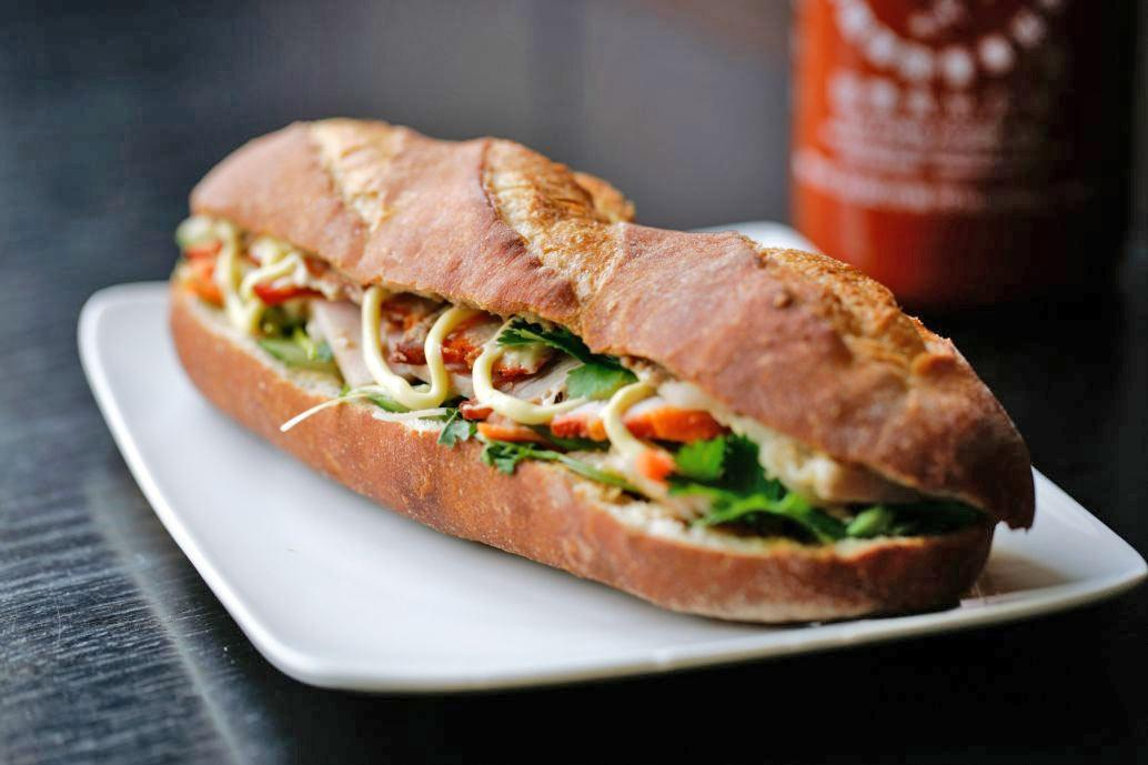 Vietnamese baguettes combine the best of France with the best of Vietnam