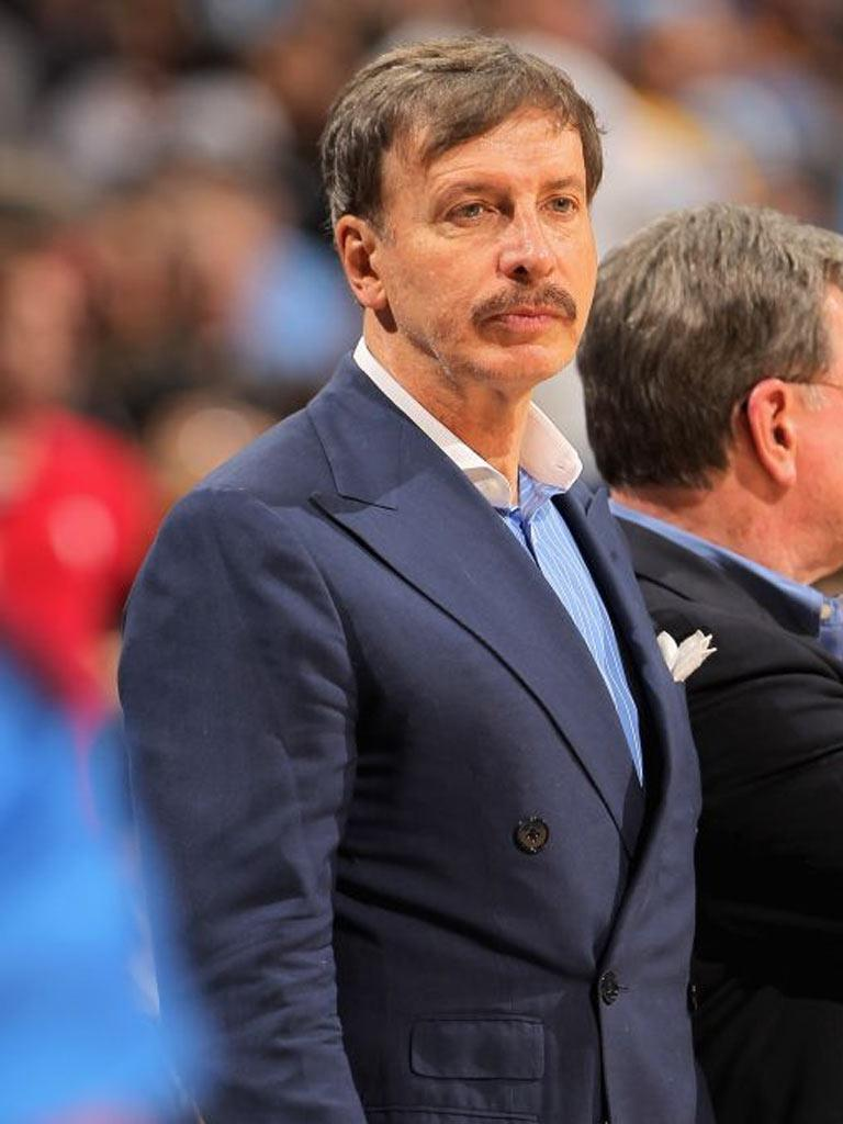 Stan Kroenke made his first public utterances at his fourth appearance at an AGM